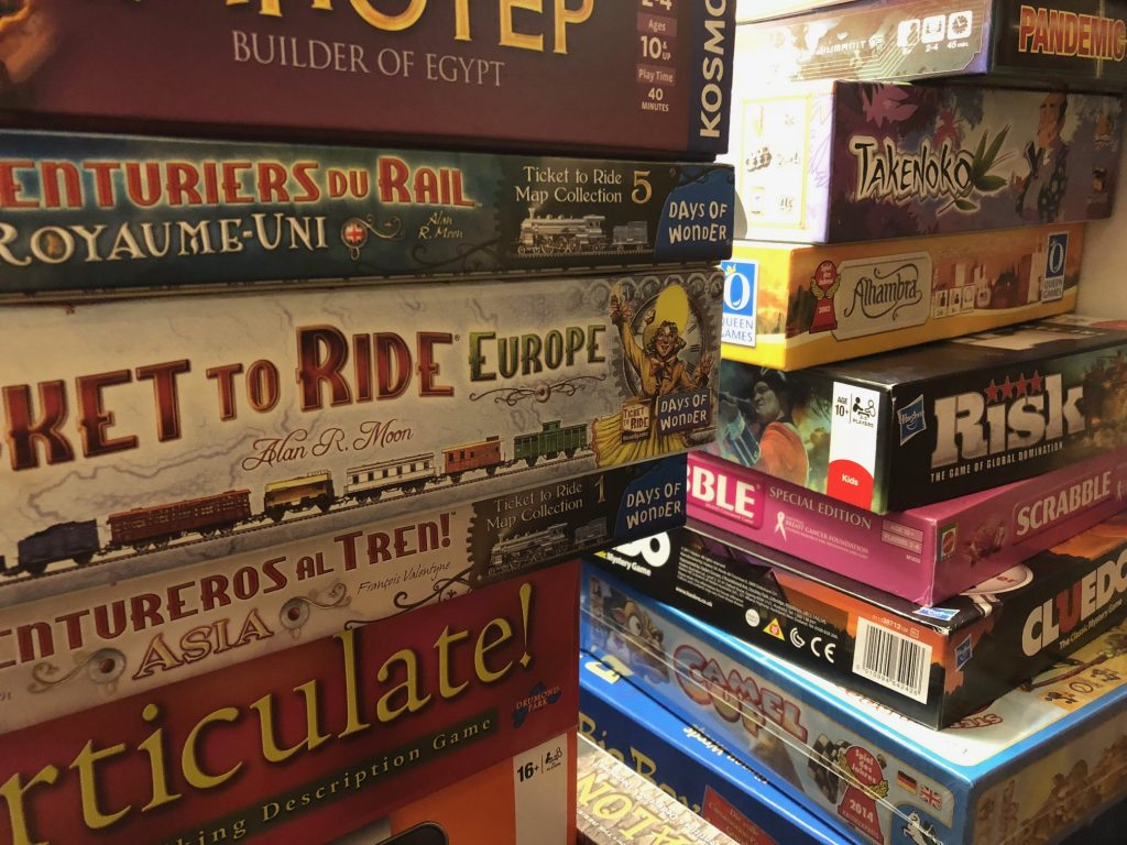 Board games to stimulate your childs brain